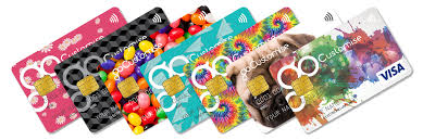 personalised bank cards for children gohenry