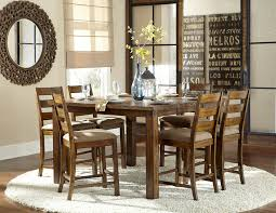 Rustic Dining Room Table Sets by Furniture Counter Height Table Sets For Elegant Dining Table