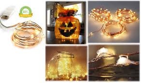 amazon com pack of 6 sets fairy lights battery operated firefly