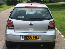 2006 volkswagen polo 1 2 petrol 5door facelift manual 1 years mot