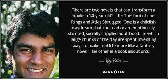top 25 quotes by raj patel a z quotes