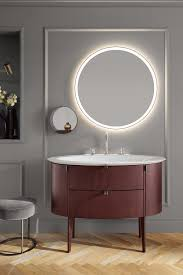 Design Your Own Bathroom A Contemporary Unity Of Elegance And Craftsmanship Burgbad Diva