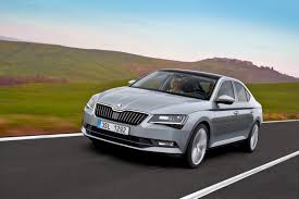 why buy a vw passat when the skoda superb is so good
