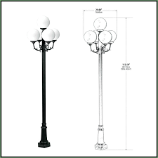 how to install outdoor light post how to replace outdoor l post freecoloringpages club