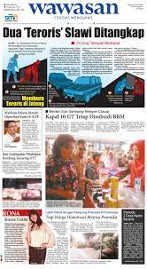 wawasan 15 agustus 2017 by koran pagi wawasan issuu