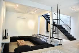 minimalist home design interior minimalist house indoor garden living room decoration decosee com