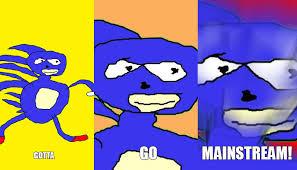 Sonic Meme - sonic forces releases sanic meme based dlc sa gamer