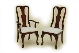 queen anne dining room furniture anne dining chairs