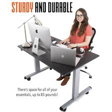 Standing Desk Electric Full Size Standing Desks Stand Steady