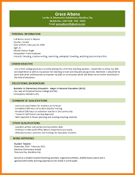 Two Page Resume Example 4 Resume Examples Philippines Science Resume