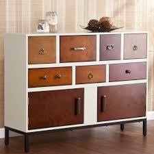 Modern Storage Cabinet Zamp Co Waltham Double Console Cabinet Burnished Silver Reunion By Image