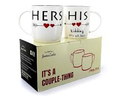 his and mug janazala his and hers coffee mugs for couples widest