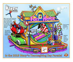watch the macy thanksgiving day parade online macy u0027s thanksgiving day parade krazy glue float will wow crowds