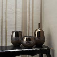 graham u0026 brown gold kelly hoppen stripe wallpaper house of fraser