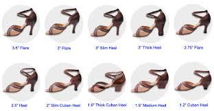 Shoe Sizing U0026 Heel