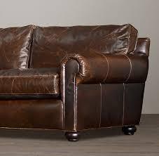 sleeper sofa leather distressed leather sleeper sofa ansugallery