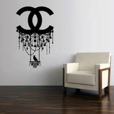 Chandelier Wall Decal Wall Decal Vinyl Sticker Decals Art Decor From Stickersforlife On