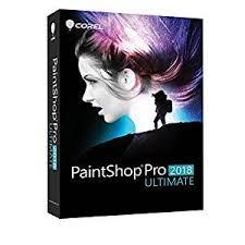 paintshop pro 2018 ultimate pc amazon co uk software
