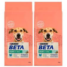 purina light and healthy beta turkey light dog food from 7 99