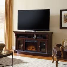 Electric Fireplace Media Console Sauder Palladia Electric Fireplace Media Console For Tvs Up To