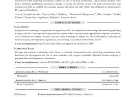 resume real estate resume unforeseen resume with real estate