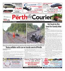 perth 09182014 by metroland east the perth courier issuu