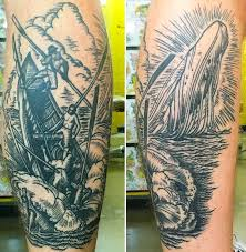 white whale tattoo tattoo collections