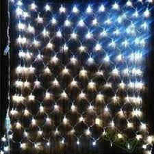 netted lights cut chicken wire beautiful outdoor