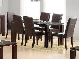 modern dining room sets for 6 home design