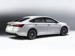 toyota models and prices new 2018 toyota avalon price photos reviews safety ratings