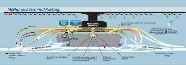 detroit metro airport map mcnamara terminal detroit metro airport detroitmetrolimo com