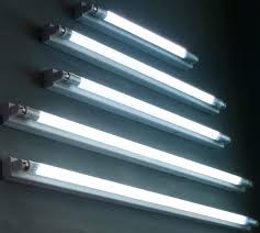 small fluorescent light fixture led tube light fixture open commercial t8 4ft home design ideas