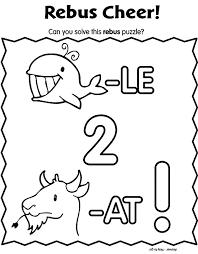 7 best rebus exles images on rebus puzzles word