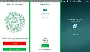 apk whatsapp whatsapp plus apk v5 90 2018 reborn february