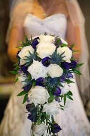 wedding flowers glasgow a lovely glasgow wedding with purple accents at the grand central