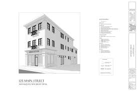 retail space floor plans coletta commercial realty 125 main st manasquan nj 08736