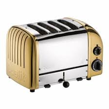 Best Four Slice Toasters Dualit Newgen 4 Slice Extra Wide Slot Toaster Gold 47441 Best Buy