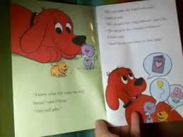 Clifford Big Red Dog Halloween Costume Big Bad Cold Clifford Big Red Reader