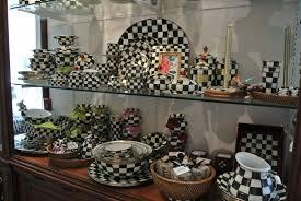 Mackenzie Childs Decorating Ideas Decor Mackenzie Child Furniture Black And White Checkered