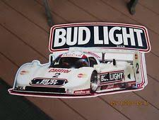 bud light tin signs bud light sign ebay