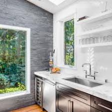 Contemporary Kitchen Backsplash by Photos Hgtv