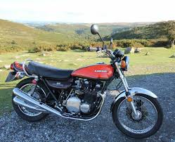 investing in classic and vintage motorcycles this kawasaki z1
