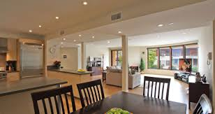 Open Floor Plan Kitchen Living Room Awesome Kitchen Living Room Open Floor Plan Pictures