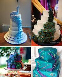 peacock wedding cake topper diy peacock wedding cake decoration