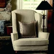 chair slipcovers australia wingback chair slipcover slipcovers australia tutorial ikea