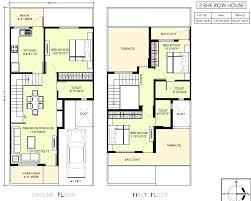 houses plan plans row houses inside designs 3 esteenoivas com