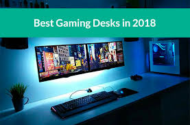 Gameing Desks 19 Best Gaming Desks In 2018 Truly Comparison