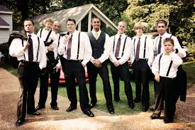 groomsmen attire for wedding and festive wedding party attire wedding shoppe