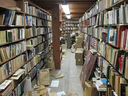 Moving Bookshelves Era Ends Liquidation Sale At Berkeley U0027s Serendipity Books