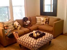 cozy tv room retreat